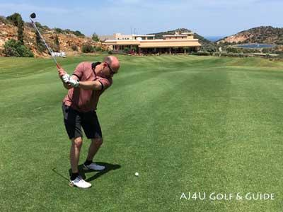 golf voor beginners - alle begin is moeilijk