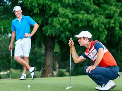 kledingvoorschriften in golf zijn vandaag de dag nog steeds actueel