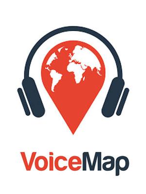 VoiceMap interactive GPS city walk in Heraklion
